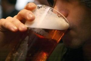 Britons holiday drinking