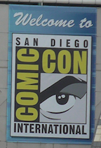 Welcome to San Diego Comic-Con 2013