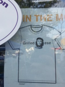 grilled Che-ese