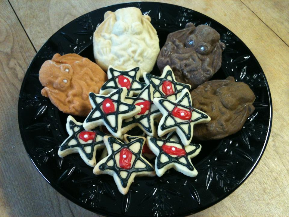 Cthulhu Cookies