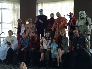 Terror Con - Costume Contest Winners