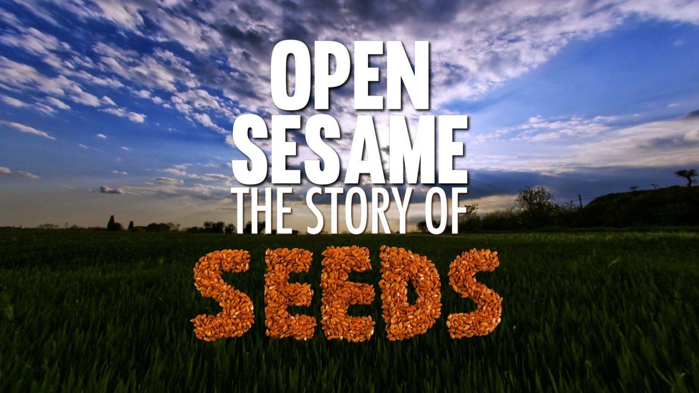 Open Sesame Poster