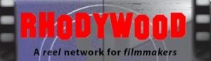 Rhodywood Red Logo