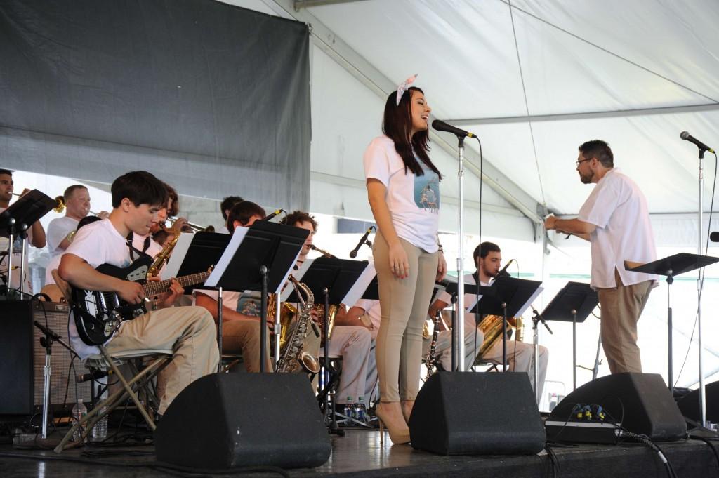 URI Jazz Big Band Band