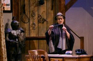 Karen Gail Kessler as Helga Ten Dorp
