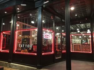 Providence Tattoo, Atwells Avenue, PVD
