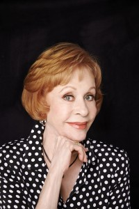 Life Achievement Award Portrait - Carol Burnett
