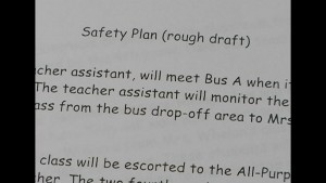 Warwick school safety plan