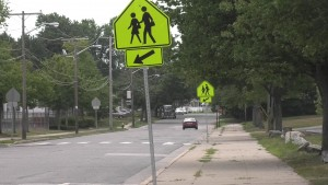 SRTS Cranston signs