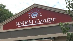 WARM sign