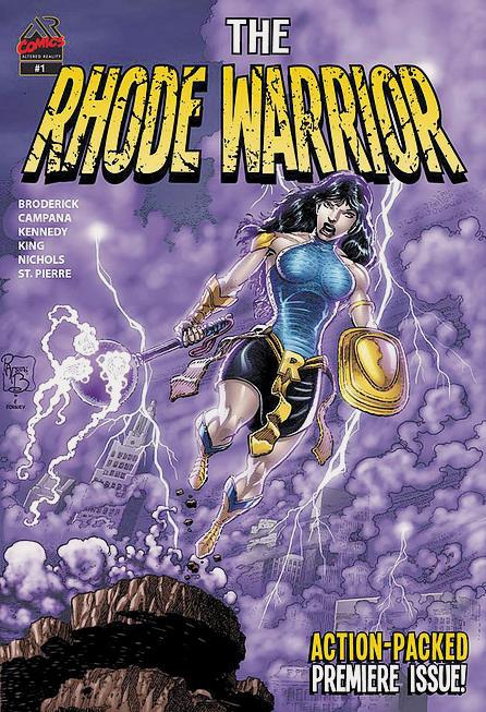 rhodewarrior