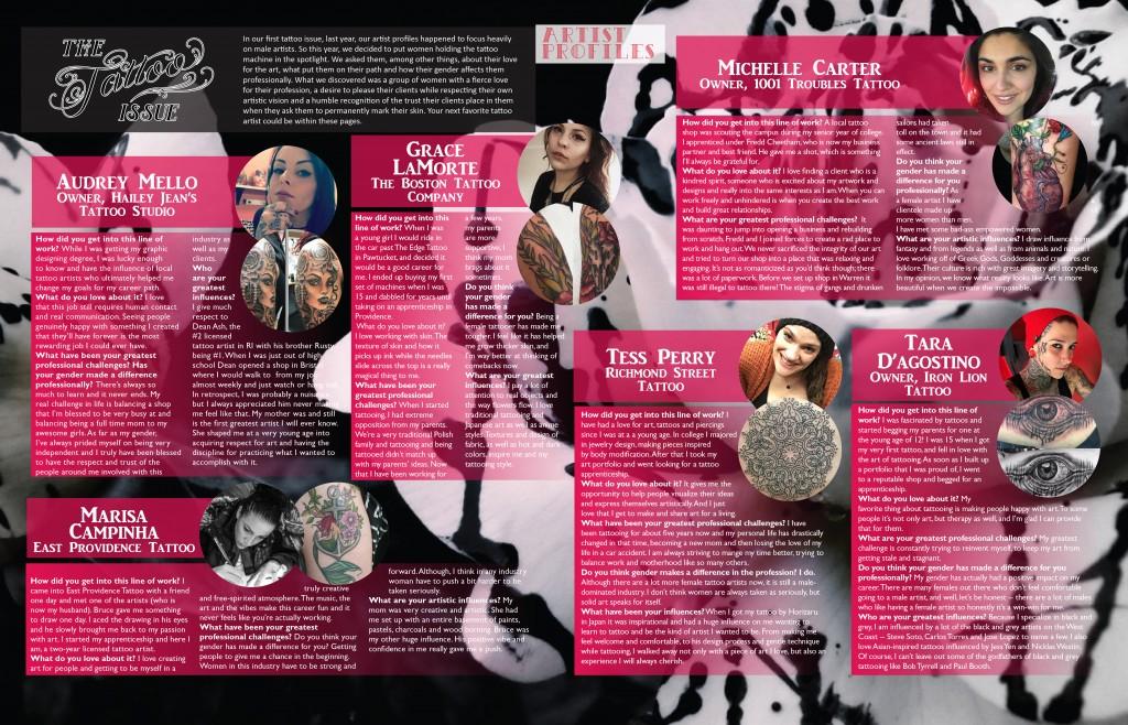 Motif FEBII2017 Artist Profiles