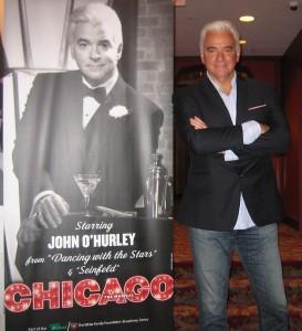 "John O'Hurley plays ""Billy Flynn"" in Chicago at PPAC (Photo: Lori Mars)"