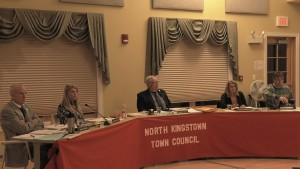 North Kingstown Town Council meeting