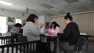 Nowell classroom