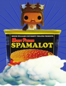 Spamalot at Roger Williams University
