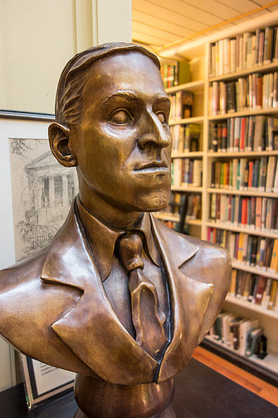 HP_Lovecraft_bust