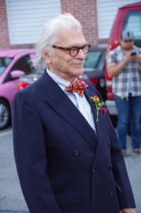 Morris Nathanson (Photo: Michael Bilow)