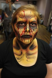 Zombie Makeup: Ray Zombie (Photo: Ray Zombie)