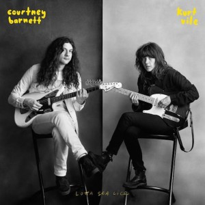 Lotta Sea Lice by Courtney Barnett + Kurt Vile