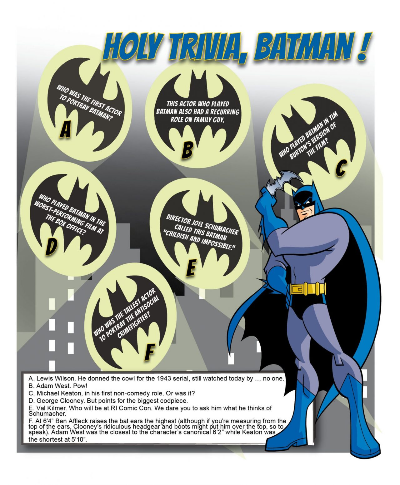 Batman trivia for web