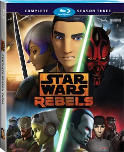 Rebels S3 Bluray