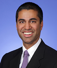 Ajit Pai, FCC chair