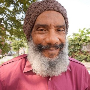 H.R. from Bad Brains (Photo: Lori Carns Hudson)