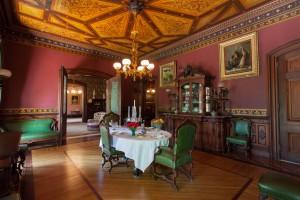 The Lippitt House dining room