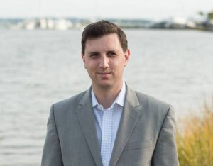 RI General Treasurer Seth Magaziner