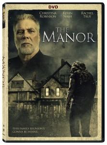 The Manor DVD box