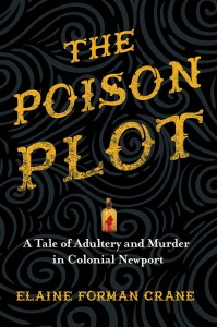 The Poison Plot by Elaine Forman Crane