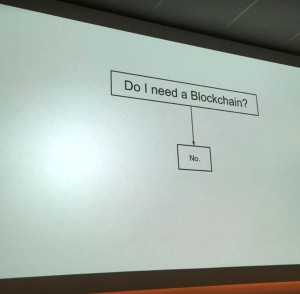 Blockchain flowchart by Vint Cerf, from Twitter