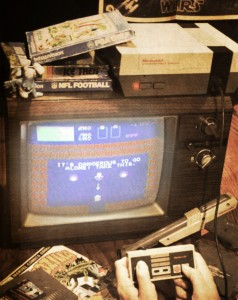 vintage gaming_console