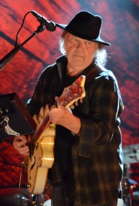 Farm Aid Board Member Neil Young