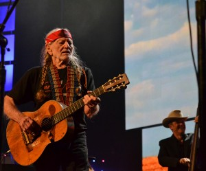Farm Aid Board Member Willie Nelson