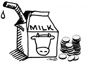 Milk-Money-Symbol