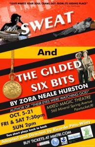 Zora Neale Hurston at Mixed Magic Theatre