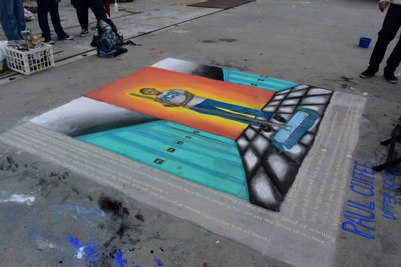 Providence Street Art Festival 2018 Providence Rhode