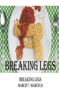 Breaking Legs at Arctic Playhouse