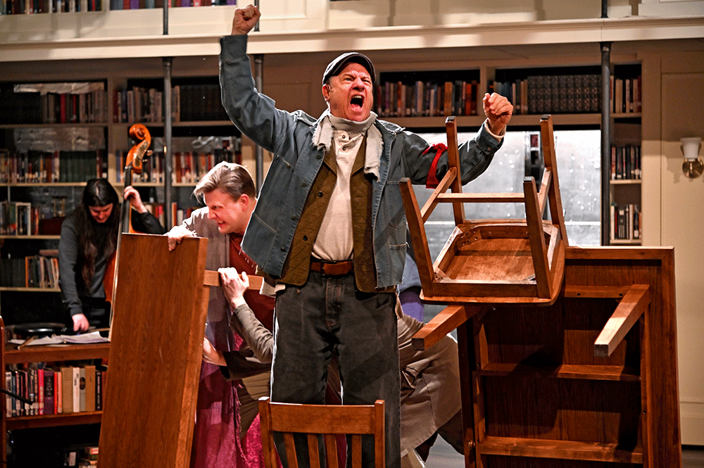Troubling Times: A Tale of Two Cities at Trinity Rep