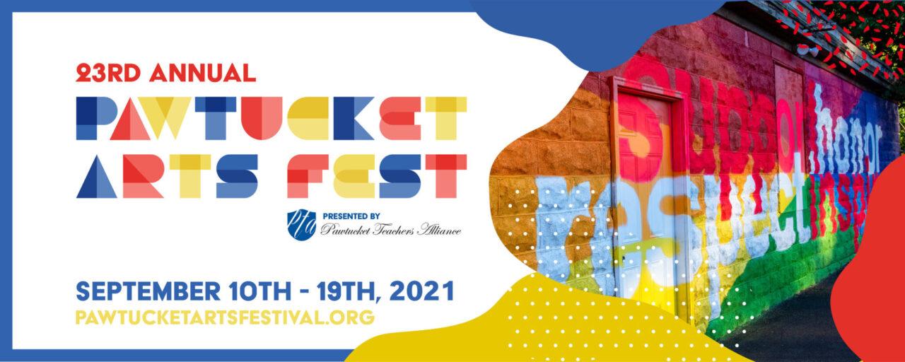Pawtucket Arts Festival Banner